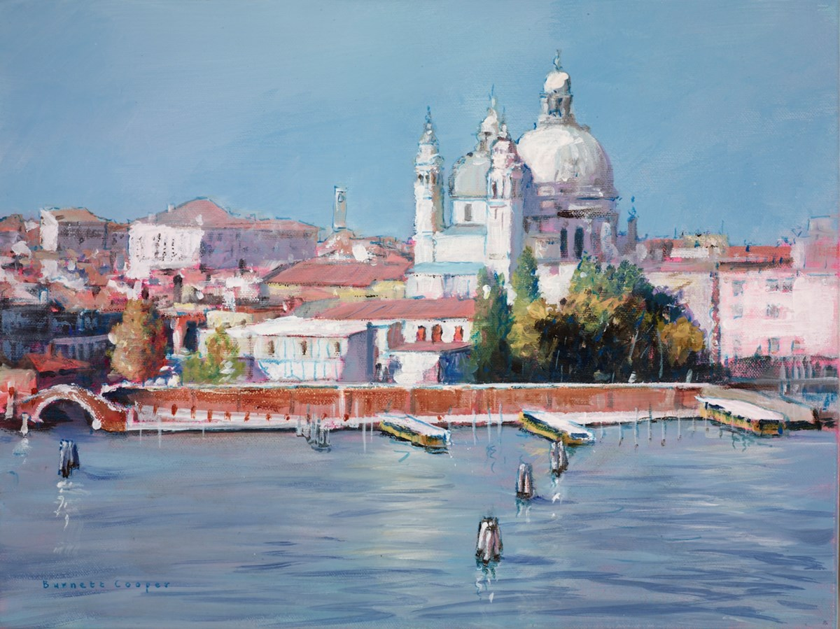 Venice on a Summers Day